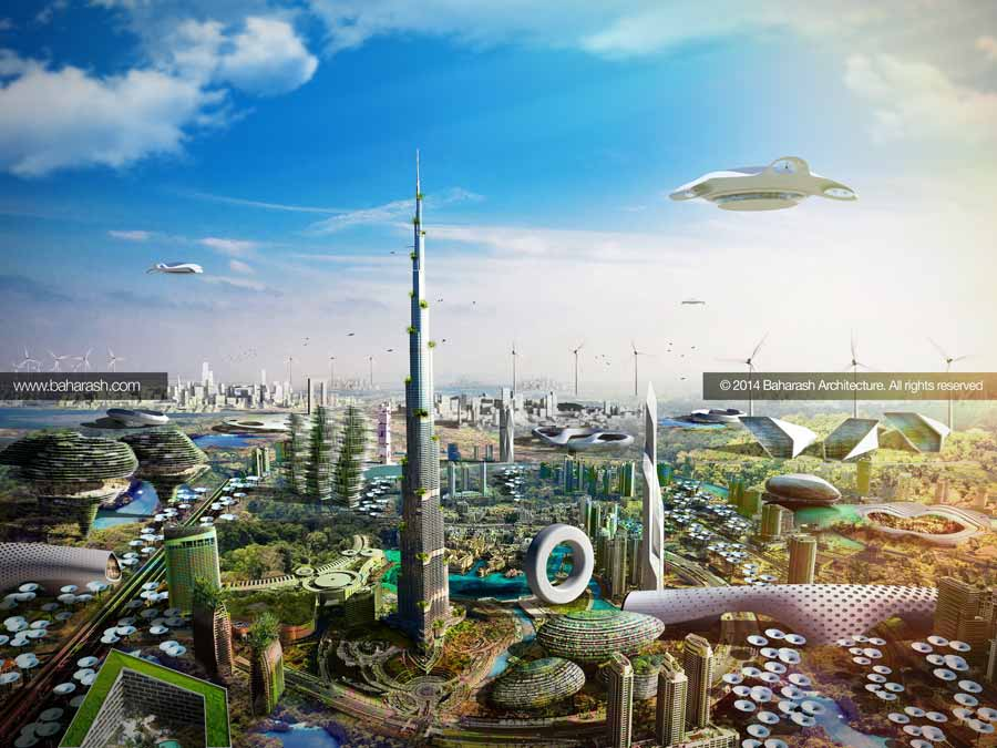 how dubai will become the world�s most sustainable city