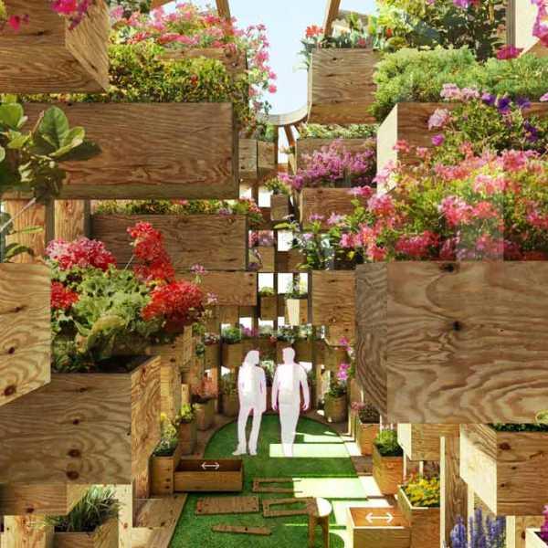 Biophilic Florist Shop