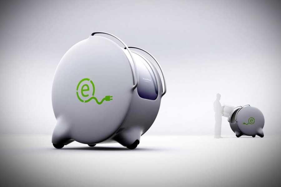e-Bin: world's smartest e-waste bin