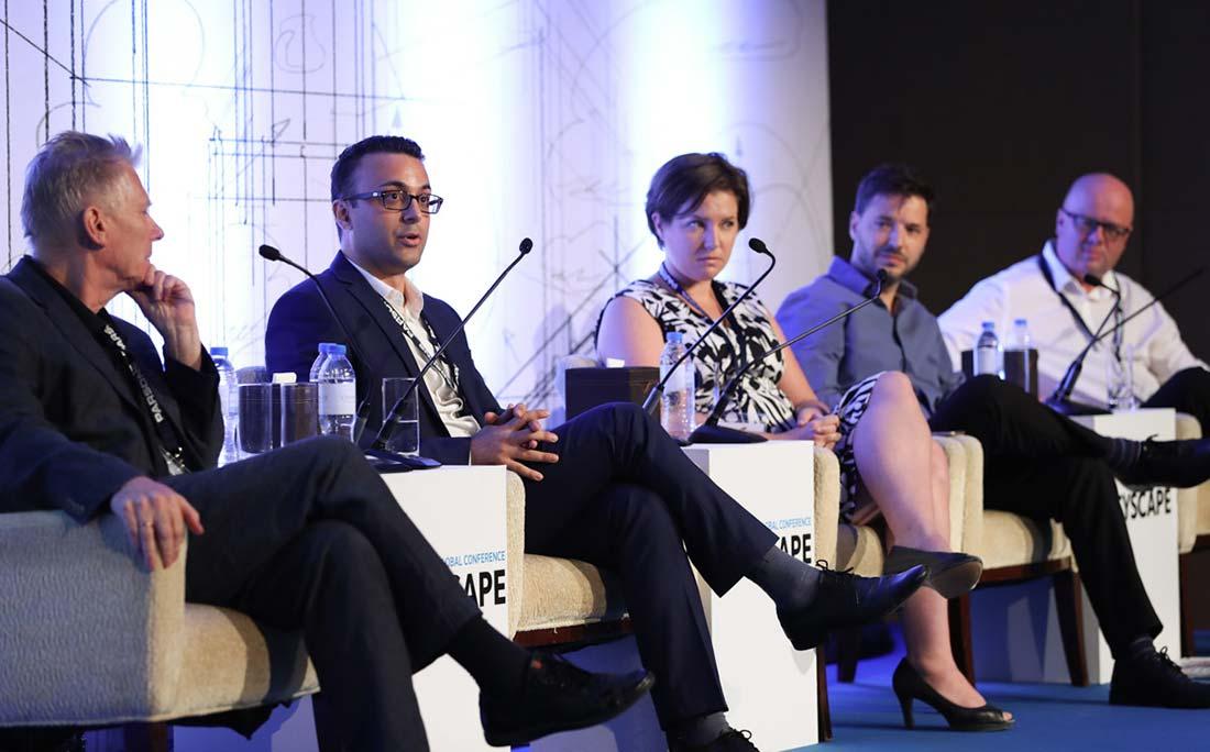 Baharash Bagherian: Cityscape Global Conference