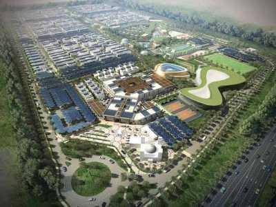 Dubai Sustainable City, Baharash Architecture